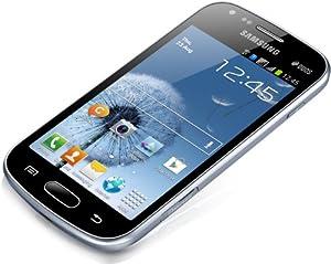 Samsung S7562 Galaxy S Duos Smartphone, Nero [Europa]