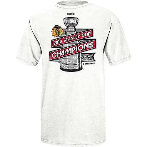 Nhl Chicago Blackhawks 2013 Stanley Cup Champions Official