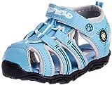 Garfield Boy's Blue Vinyl Sandals and Floaters    - 1.5 UK/20 EU