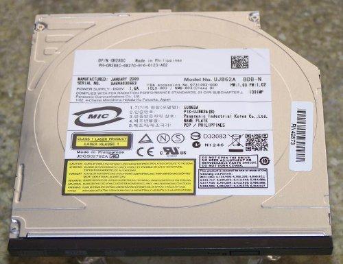 Dell DVD-RW Drive UJ862A H288C Latitude E4300 E4310