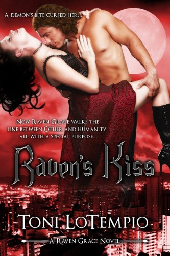 Raven's Kiss Book Cover