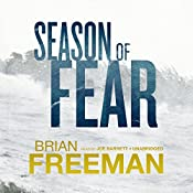 Season of Fear: Cab Bolton, Book 2 | Brian Freeman