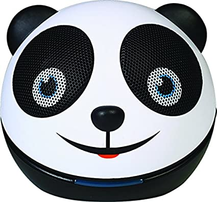 Impecca Mini Character Zoo-Tunes Portable Speaker