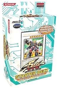 Yu-Gi-Oh! 5D's Starter Deck 2010 Duelist Toolbox (deutsch)