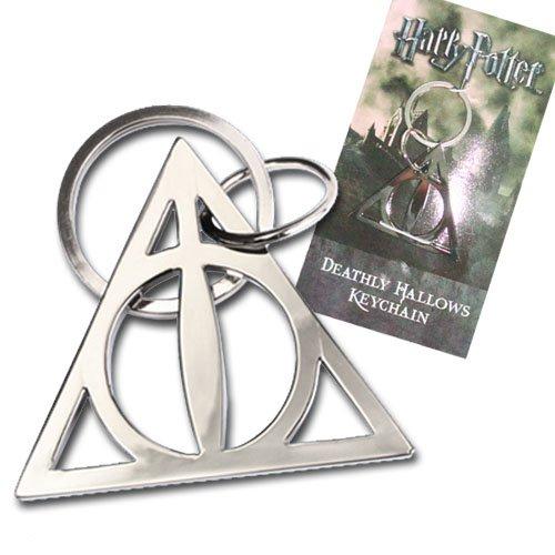 Noble Collection - Harry Potter: Portachiavi I Doni Della Morte