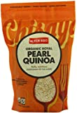 Alter Eco Fair Trade Pearl Quinoa, 16-Ounce Pouches (Pack of 8)