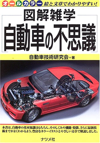 自動車の不思議 (図解雑学)