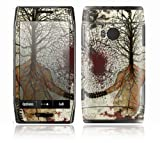 The Natural Woman Design Decorative Skin Cover Decal Sticker for Nokia X7 Cell Phone