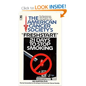 FreshStart: 21 Days To Stop Smoking Dee Burton