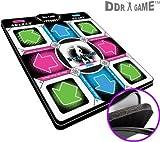 Dance Dance Revolution DDR Super Deluxe PS1 / PS2 dance pad w/1 in