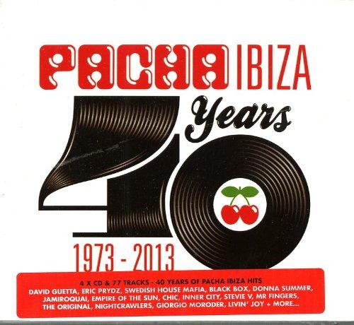 Pacha Ibiza 40 Years 1973-2013 (4 CD)