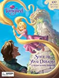 Tangled: Stick to Your Dreams: A Sticker-Activity Storybook (Sticker-Activity Storybook, A)
