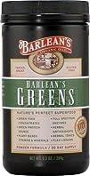 Barleans Organic Greens Powder Formula 8212 9.3 oz