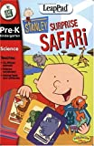 Picture Of <h1>LeapFrog LeapPad Educational Book: Stanley Surprise Safari with Interactive Cards</h1>
