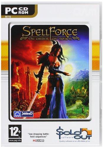 SpellForce: Order of Dawn (PC CD) [Edizione: Regno Unito]