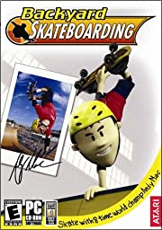 Backyard Skateboarding 2006 - PC