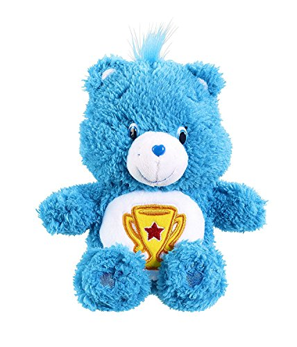 Care Bears Fluffy Friends Bean Champ Bear (Best Friend Care Bear compare prices)