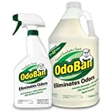 OdoBan Odor Eliminator - RTU Spray W/1 Gallon Concentrate