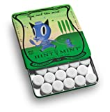Hint Mint Mints, Peppermint, Gary Baseman Limited Edition Artist Series, 1.1-Ounce Tins (Pack of 12)