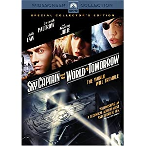 """""""Sky Captain and the World of Tomorrow"""" cover"""