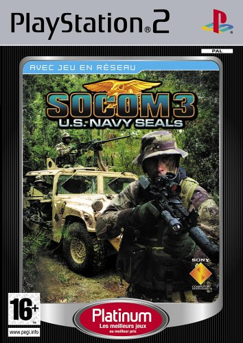 SOCOM 3: U.S. Navy SEALs Platinum