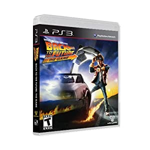 Back to the Future- The Game Video Game for PS3