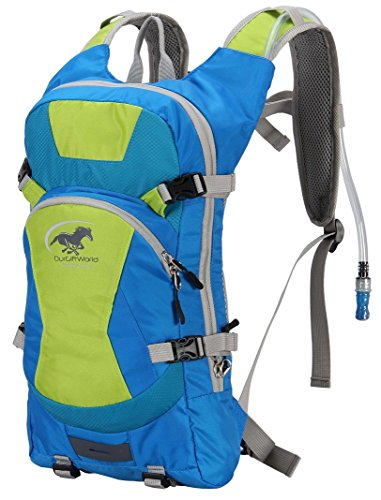 Hydration Pack 26L Water Rucksack Backpack Bladder Bag