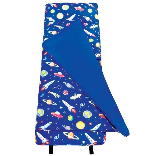 Wildkin Olive Kids Out Of This World Nap Mat By Olive Kids front-1000191