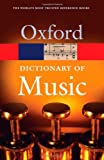 The Concise Oxford Dictionary of Music (0198608845) by Kennedy, Michael
