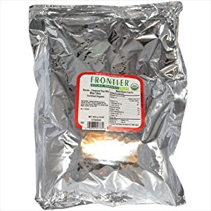 Frontier Natural Products Organic Bac'Uns Bacon Flavored Soy Bits -- 1 lb