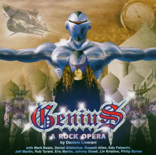 Genius: a Rock Opera II: in Search of the Little Prince