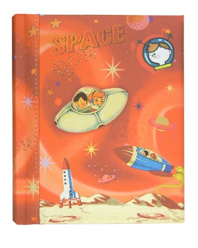 Dolce Mia Kids' Space Sew Vintage Brag Book - 40 4x6 Photos - 1