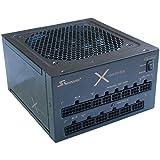 オウルテック 80PLUS GOLD取得 HASWELL対応 ATX電源ユニット 5年間交換保証 フルモジュラーケーブル Seasonic X Series 750W SS-750KM3S