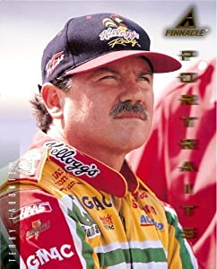 Terry LaBonte 8 x 10 Photo - In Protective Sleeve by Racing Reflections