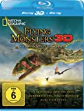 Image de Flying Monsters 3d [Blu-ray] [Import allemand]