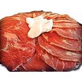 北海道ジンギスカン ロールラム 生ジンギスカン(味の付かない)ラム肉 BBQsize1000g(500g×2) 特製たれおまけ付
