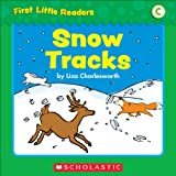 img - for First Little Readers: Snow Tracks (Level C) book / textbook / text book