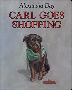 Cover of &quot;Carl Goes Shopping&quot;