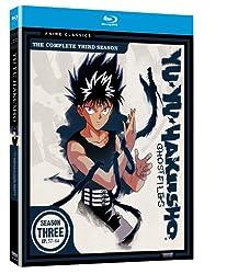 Yu Yu Hakusho: Season Three (Classic) [Blu-ray]