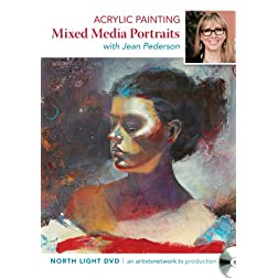 Acrylic Painting - Mixed Media Portraits