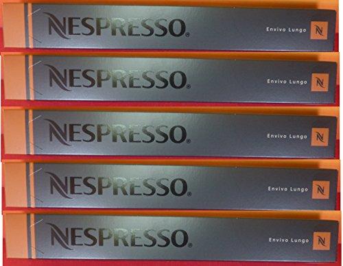 Nespresso OriginalLine Envivo Lungo (50 count) (Nespresso Cups Lungo compare prices)