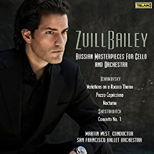 Russian Masterpieces For Cello