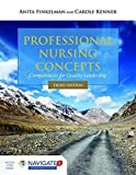 img - for Professional Nursing Concepts: Competencies for Quality Leadership 3rd Edition by Finkelman, Anita, Kenner, Carole (2014) Paperback book / textbook / text book