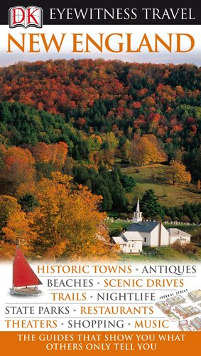 New England (Eyewitness Travel Guides)