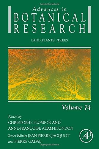 Land Plants - Trees, Volume 74 (Advances in Botanical Research) PDF