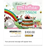 Amazon eGift Card - Birthday Fantasy...