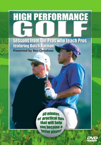 High Performance Golf [DVD]