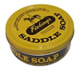 Fiebings Yellow Saddle Soap, 12 Oz.