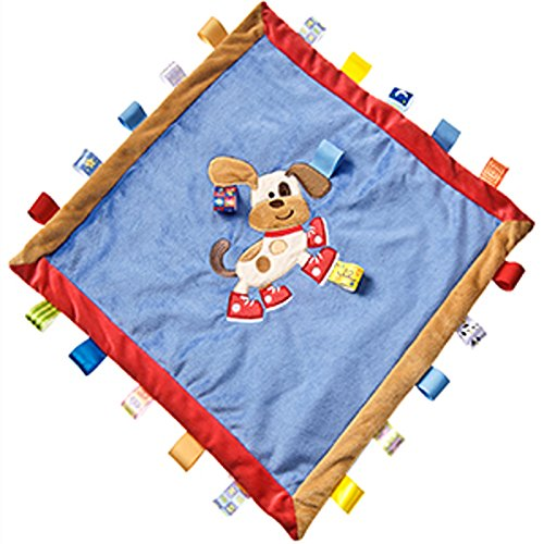 Mary Meyer Taggies Buddy Dog Cozy Blanket