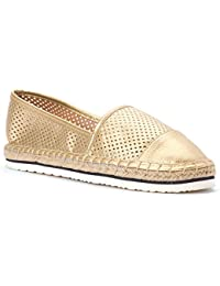 Tommy Hilfiger Women S Edore 4 Slip-On Gold
